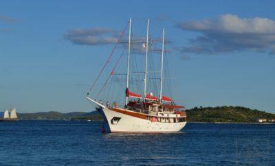 Die kroatische Adria – Teil des Mittelmeers