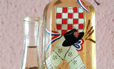 """Slawonischer Pflaumen Brandy """"Schljivovica"""""""